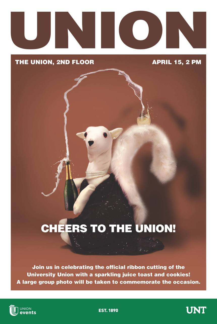 Cheers to the Union